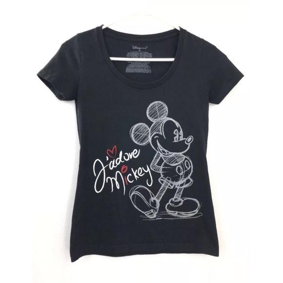 Disney Tops Daily Deal Store Mickey Tshirt Poshmark